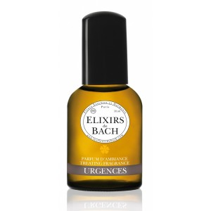 Parfum d'ambiance aux fleurs de Bach